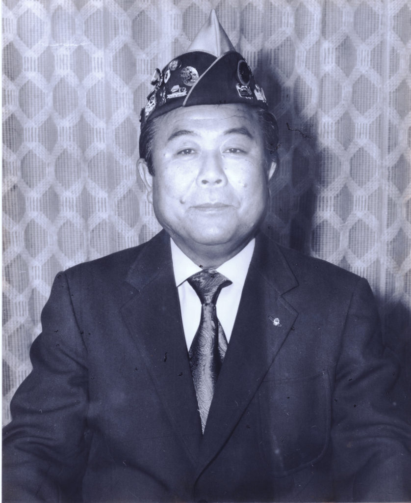 楠田豊春 第6代会長